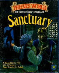 Thieves' World - Sanctuary (2nd Edition)