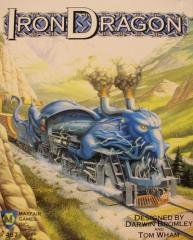 Iron Dragon (1st Edition)