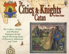 Cities & Knights of Catan, The (1st Edition)