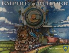 Empire Builder (1st Edition, 1982 Large Box Edition)