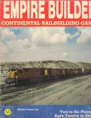 Empire Builder (2nd Edition, 1984 Edition)