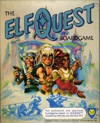 ElfQuest Boardgame, The (1st Edition)