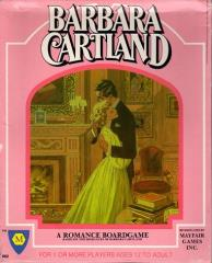 Barbara Cartland - A Romance Boardgame