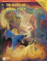 Dragons of Weng T'sen
