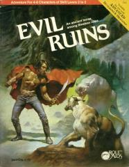 Evil Ruins