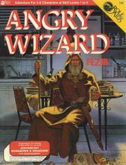 Fez III - Angry Wizard