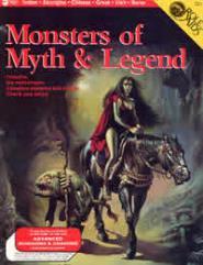 Monsters of Myth & Legend I