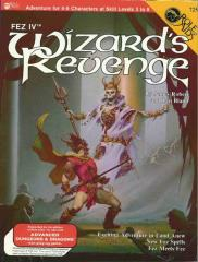 Fez IV - Wizard's Revenge