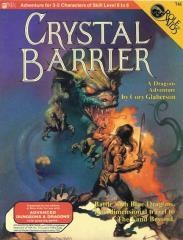 Crystal Barrier