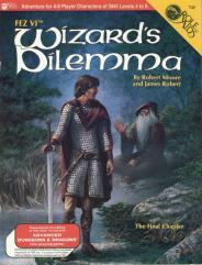 Fez VI - Wizard's Dilemma