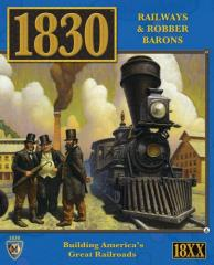 1830 - Railways & Robber Barons