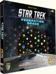 Star Trek Catan - Federation Space Map Expansion