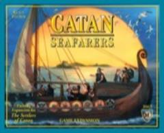Seafarers Expansion (Revised Edition, 1st Printing)