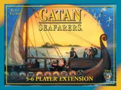 Seafarers 5-6 Player Extension (Revised Edition, 1st Printing)