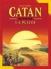 Catan - 5-6 Player Extension (5th Edition)