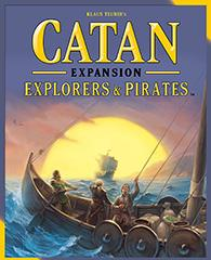 Explorers & Pirates Expansion (2nd Edition)
