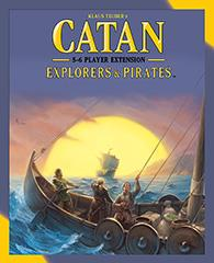 Explorers & Pirates 5-6 Player Extension (2nd Edition)