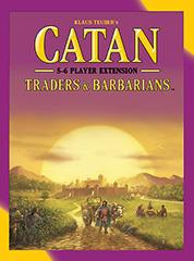 Traders & Barbarians 5-6 Player Extension (5th Edition)