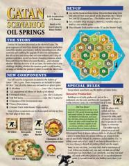 Catan Scenarios - Oil Springs