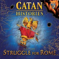 Catan Histories - Struggle for Rome