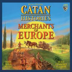 Catan Histories - Merchants of Europe