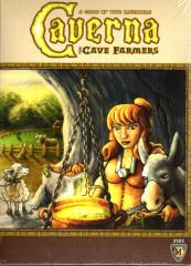 Caverna - The Cave Farmers (2nd Printing)