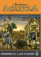 Agricola - Expansion for 5 and 6 Players