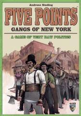 Five Points - Gangs of NY