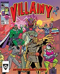 Villainy - Diabolical Doom-Dealing Doers of Dastardly Deeds