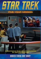 Star Trek - Five Year Mission