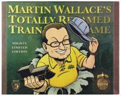 Martin Wallace's Totally Renamed Train Game (Mighty Limited Edition)