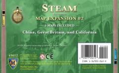 Map Expansion #2 - China, California 2090, & Great Britain