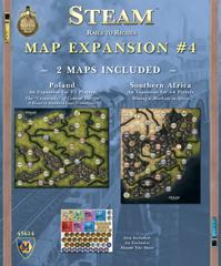 Map Expansion #4 - Poland & Southern Africa