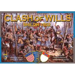 Clash of Wills - Shiloh, 1862