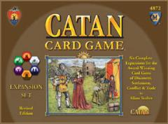 Catan Card Game - Expansion Set (Revised Edition)