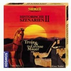 Historical Scenarios II - Troja & Die Grosse Mauer (Troy & The Great Wall)