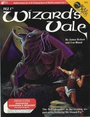 Fez I - Wizard's Vale