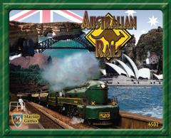 Australian Rails (2nd Edition)