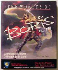 Worlds of Boris Vallejo, The