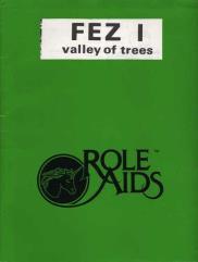 Fez I - Valley of Trees (Green Folder Edition)