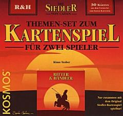 Kartenspiel - Ritter & Handler
