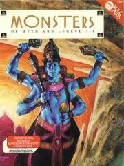 Monsters of Myth & Legend III