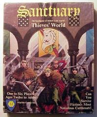 Thieves' World - Sanctuary (1st Edition)