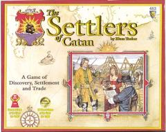 Settlers of Catan, The (2nd Printing)