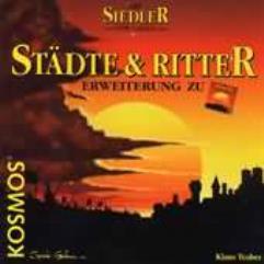Siedler Von Catan, Die - Stadte & Ritter