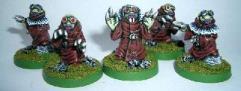 Smogger Tunneler Squad