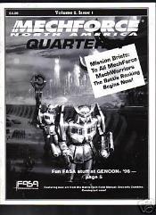 "Vol. 2, #1 ""Thunderbird Scenario, Long Range Tactics"""
