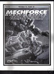 "Vol. 2, #2 ""Revenant Scenario, The Gauntlet Solo System, Constructing DropShips"""
