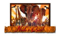 Noah's Quest Role Play Card Game