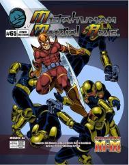 Metahuman Martial Arts Deluxe (M&M 3E)